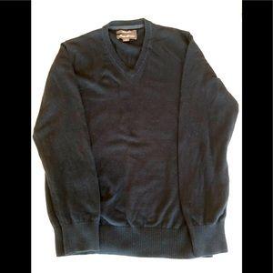 Eddie Bauer Men's Medium Pullover Sweater, GUC